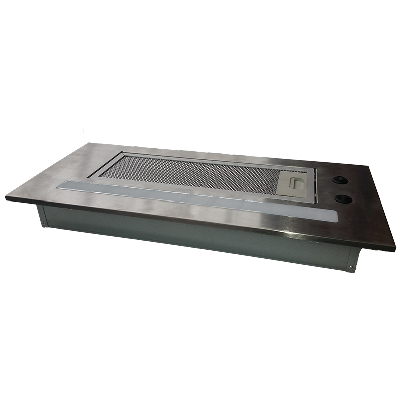 Sphere - Range Hood with Push Button Panel