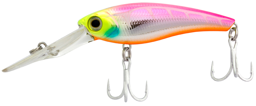 Zerek Tango Shad 69mm - 2.4m Floating - FAB Colour