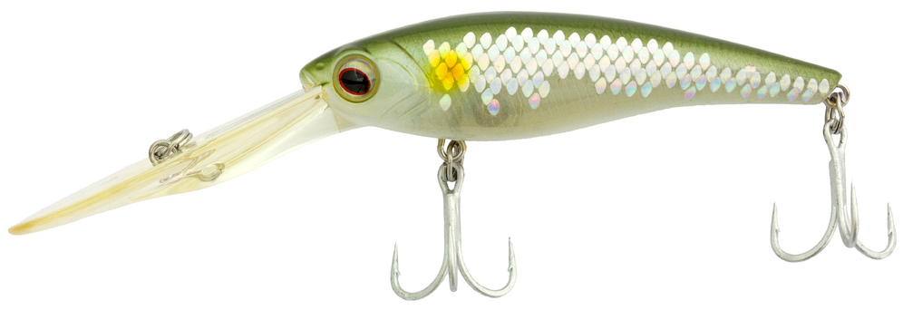 Zerek Tango Shad 89mm - 3.0m Floating - GRS Colour