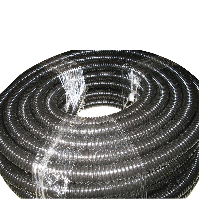 Black Waste Hose 27mm ID x 30m Roll