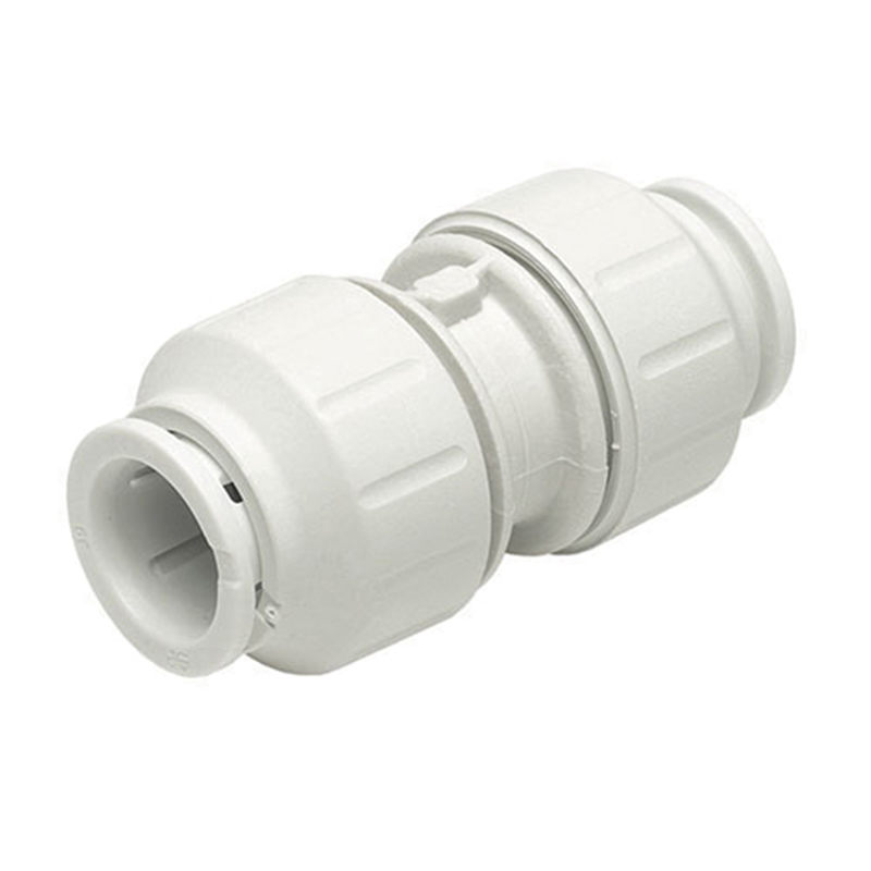 JG Watermark 12mm Equal Straight Connector