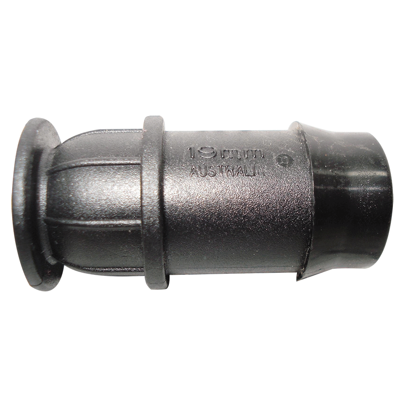 Plastic Barbed End Plug 19mm