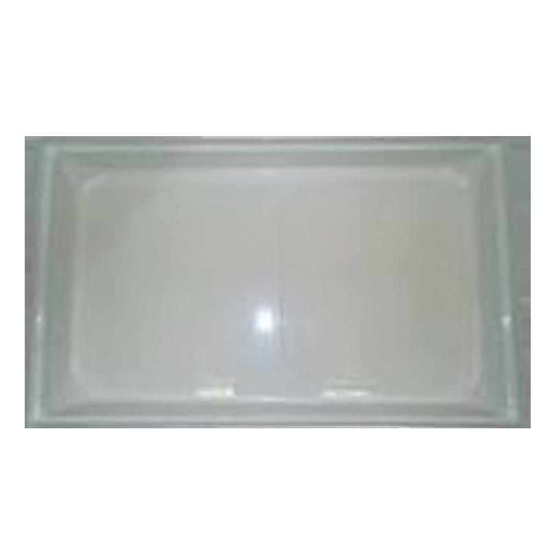 White Acrylic Shower Base