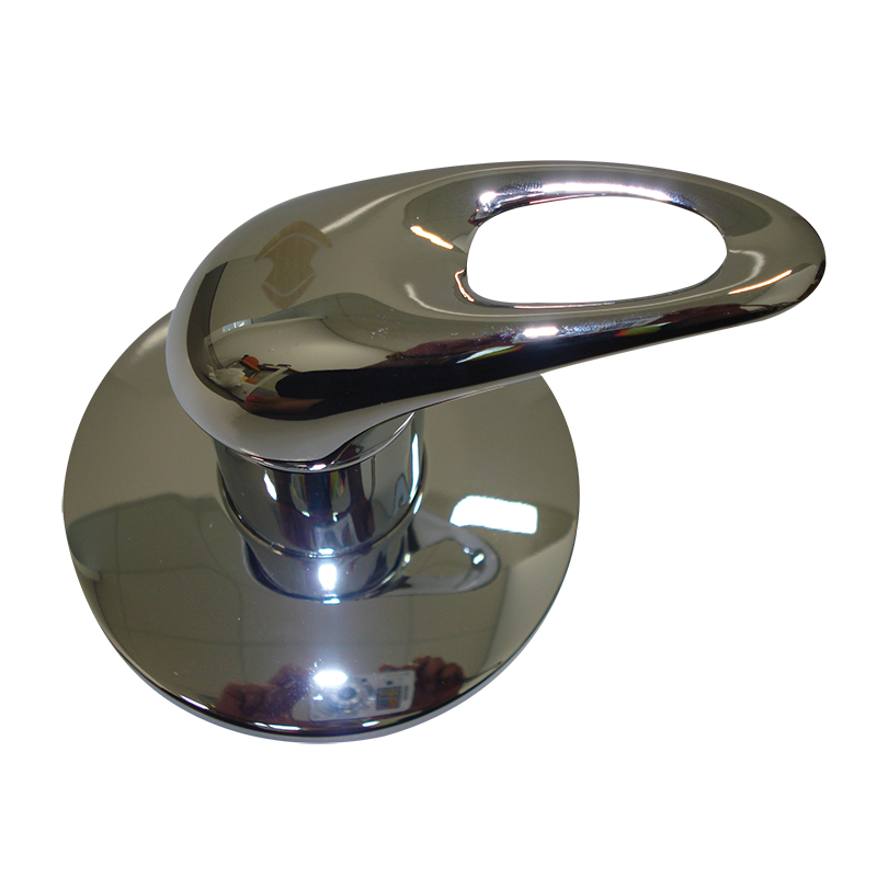 Coast Chrome Shower Flick Mixer