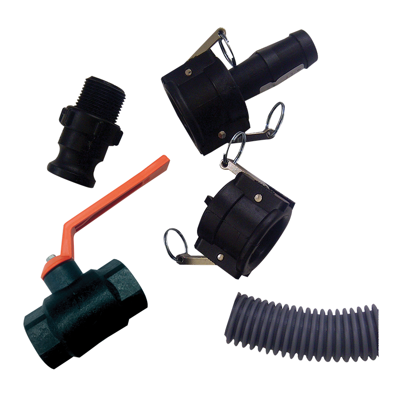 Pipeline Waste Kit with Hose (32mm)