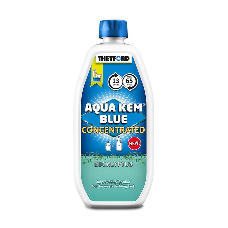 Thetford Aqua Kem BLUE EUCALYPTUS Concentrated 780ml
