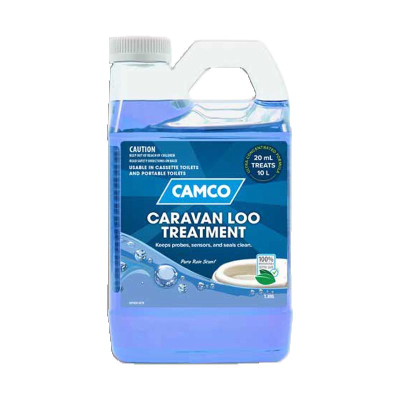 Camco Caravan Loo Treatment Pure Rain Scent - Liquid