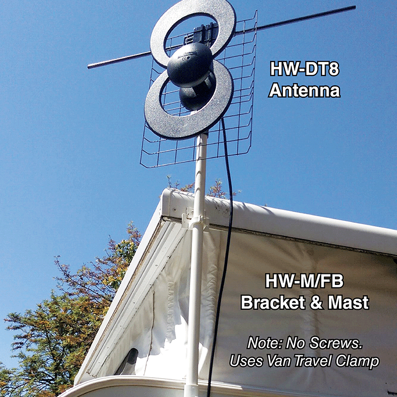 Happy Wanderer DT-8 Mark 3 Antenna