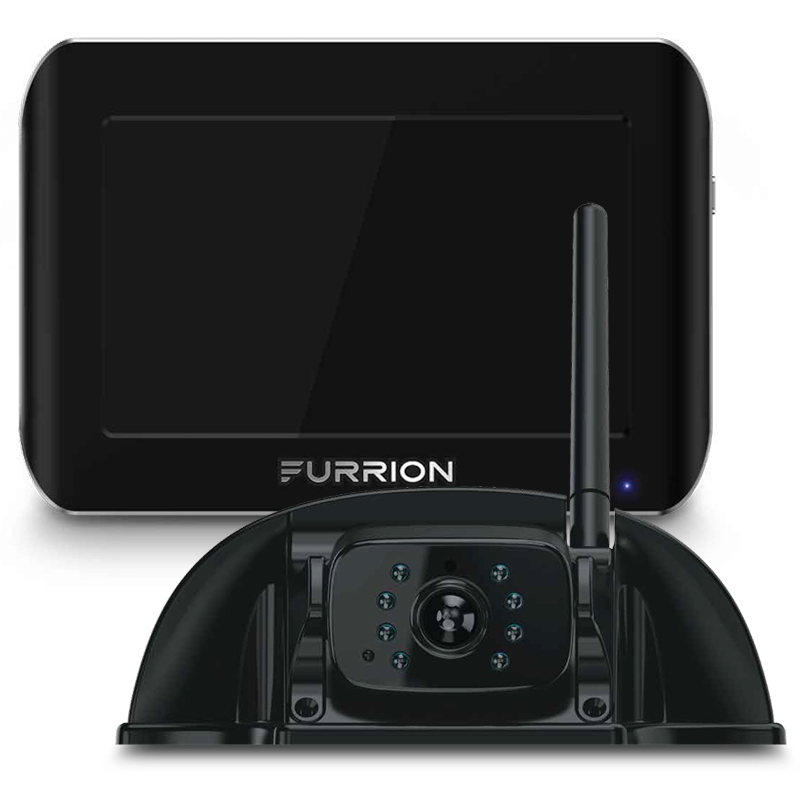 FURRION Vision S Rear-Vision Camera & 5