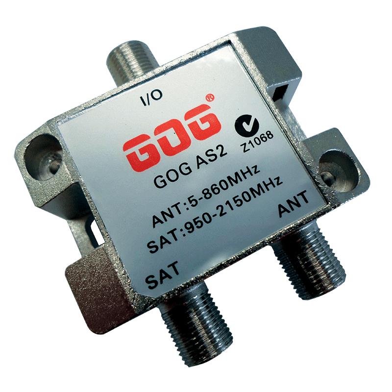 GOG Antenna/Satellite Diplexer