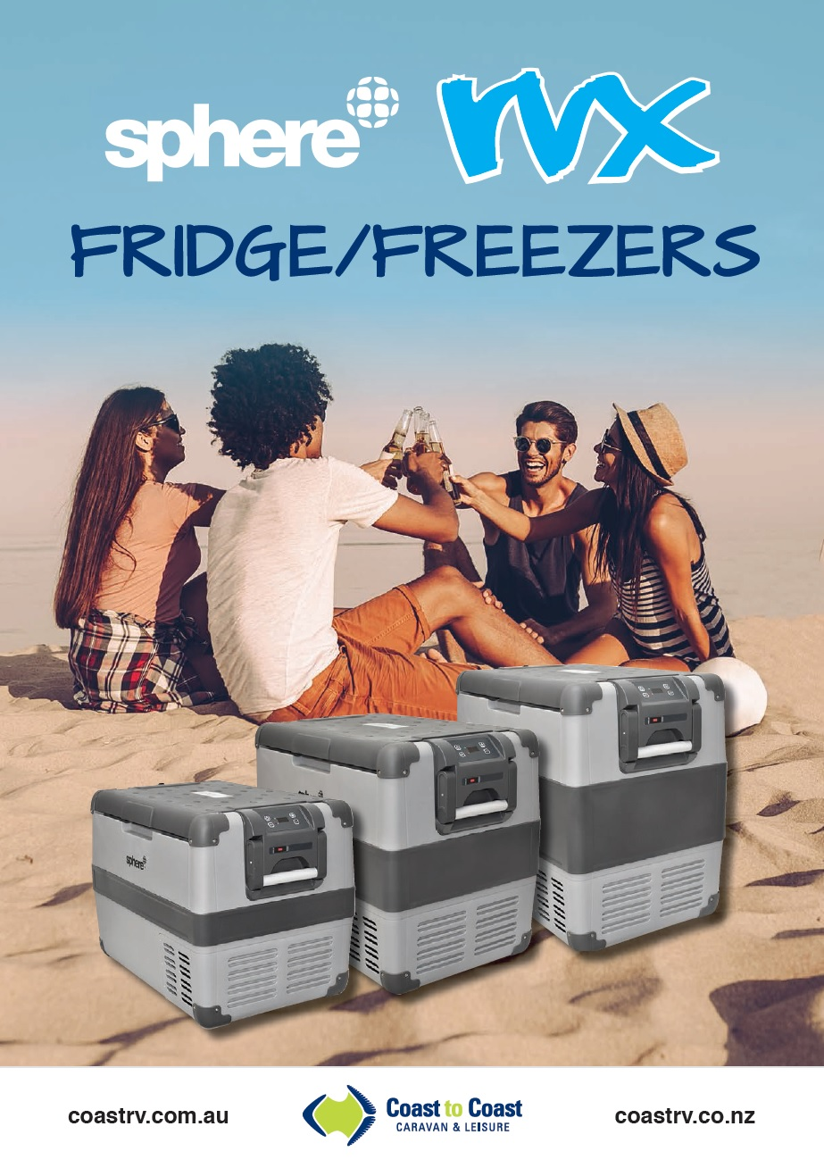 Sphere RVX Fridge-Freezers